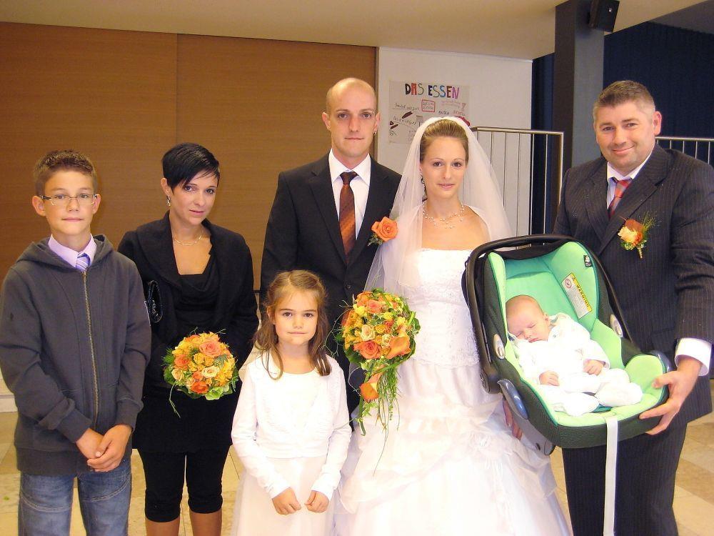 Yvonne Wäger und Manuel Jäger haben geheiratet.