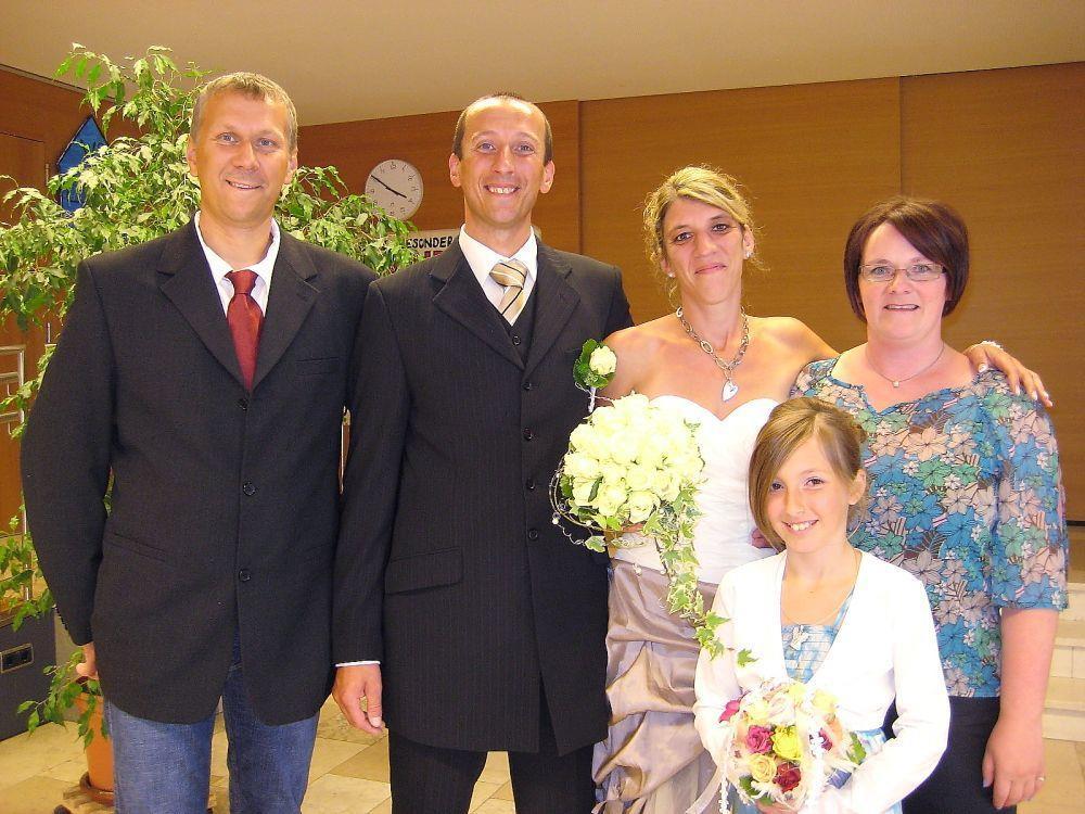 Nicole Gostentschnig und Dietmar List haben geheiratet.