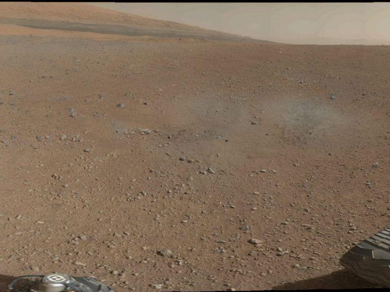 In der Frühzeit wäre Leben auf dem Mars möglich gewesen.