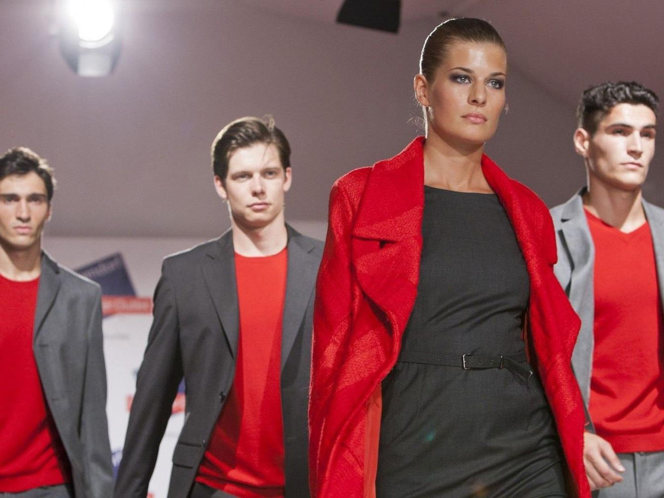 Das Late Night Shopping im Designer Putlet Parndorf wird von einer Modenschau begleitet.