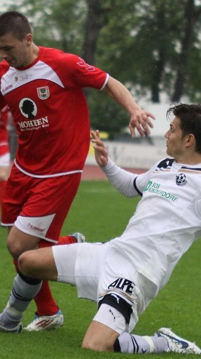 Dornbirn-Stürmer Dejan Stanojevic will gegen Wacker Innsbruck Amateure voll punkten.