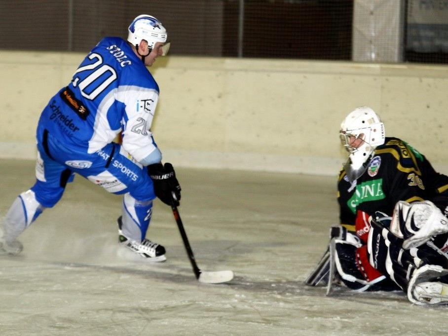 Der Tscheche Miroslav Stolc darf nicht mehr für EHC Aktivpark Montafon spielen.