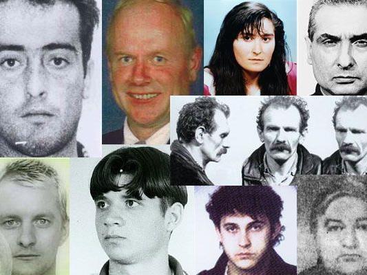 Unter den Personenfahndungen des BMI finden sich derzeit neun Verdächtige die dringend gesucht werden.