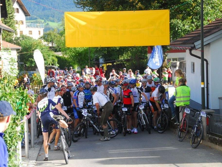 Das Gamp Bike Mountainbikerennen findet heuer am 9. September statt.