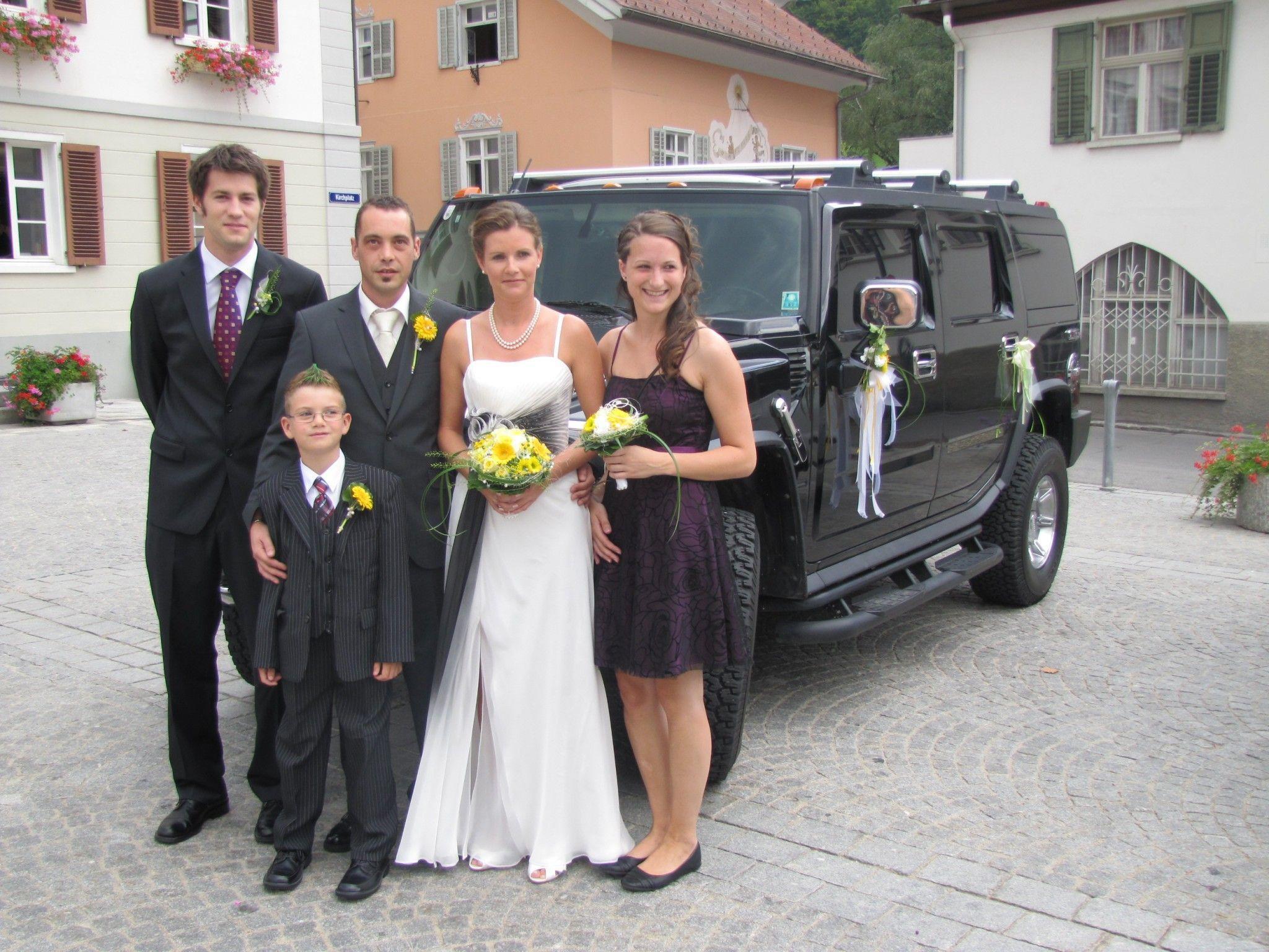 Hochzeit von Carmen Dobler und Emanuel Bauer - Tschagguns ...