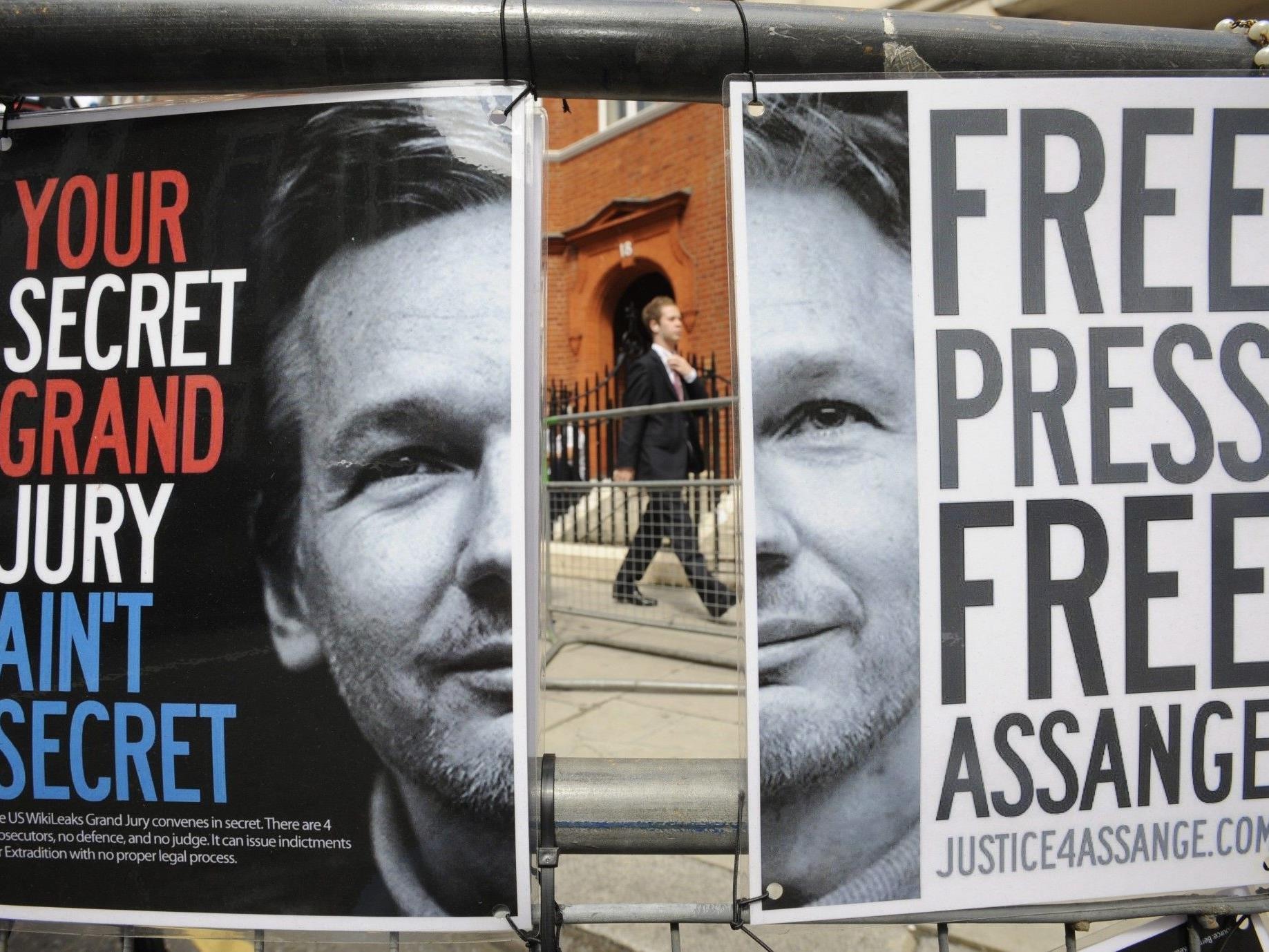 Wikileaks: Erste aufsehenerregende Veröffentlichungen im April 2010.