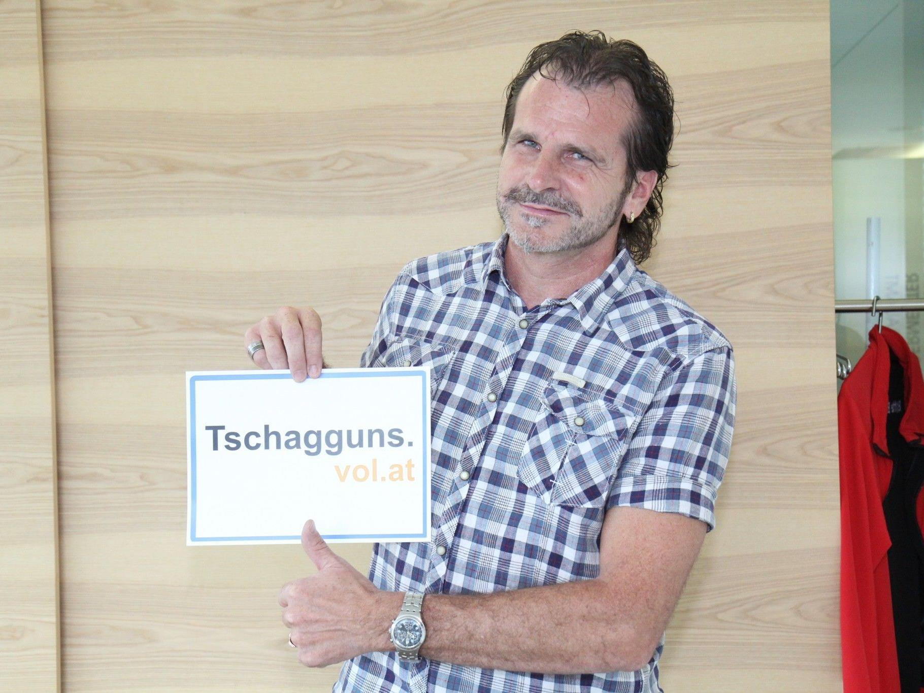 Herbert Bitschnau, Bürgermeister von Tschagguns, im Interview mit VOL.AT