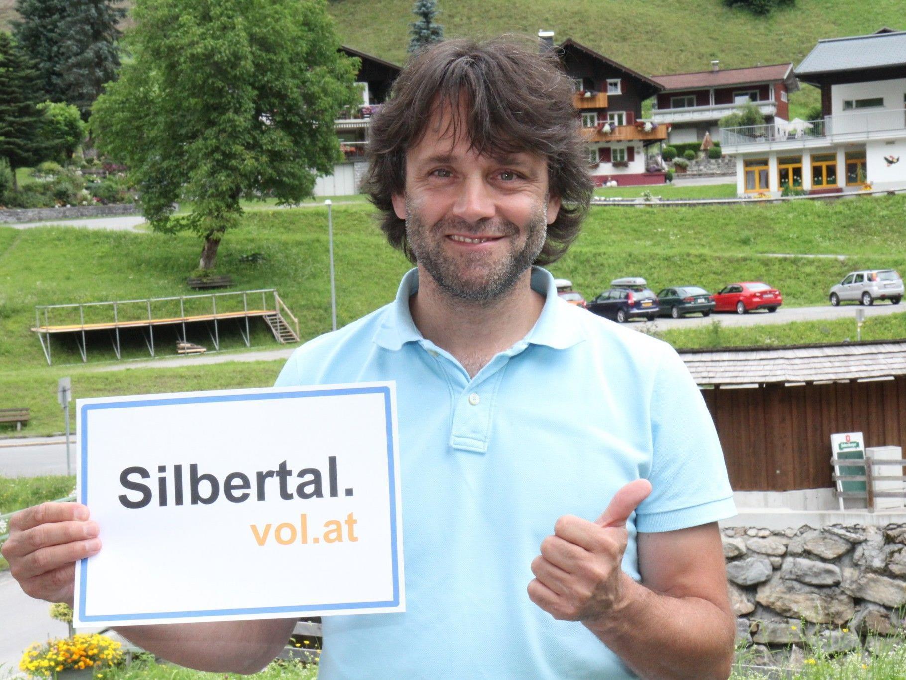 Bürgermeister Thomas Zudrell im Interview mit VOL.AT