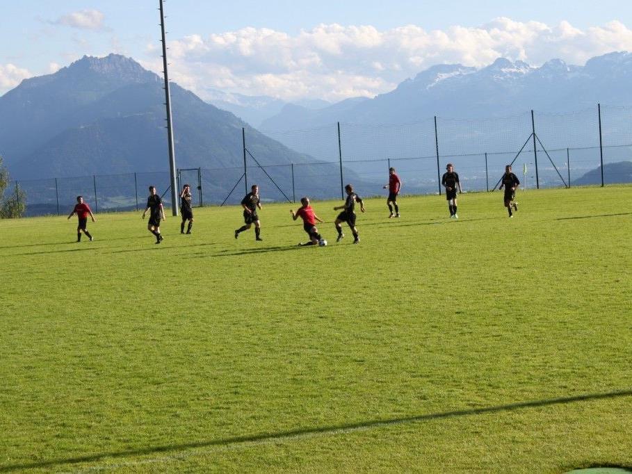 Beim kommenden Derby wird sich zeigen, ob der FC Fraxern seine Siegesserie fortsetzen kann.