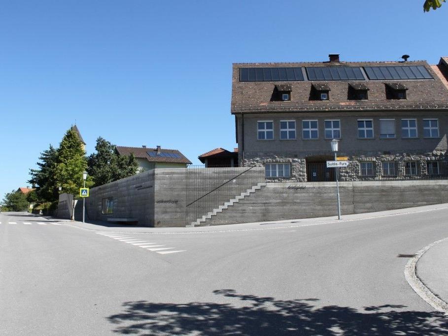 Dorfplatz Batschuns