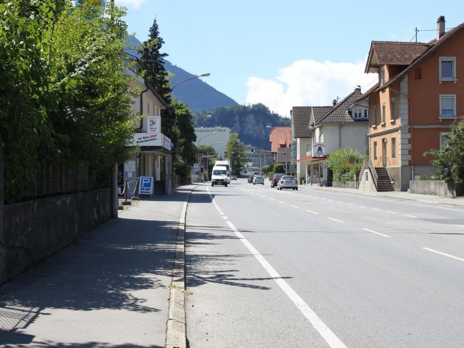 Reichsstraße Feldkirch Levis