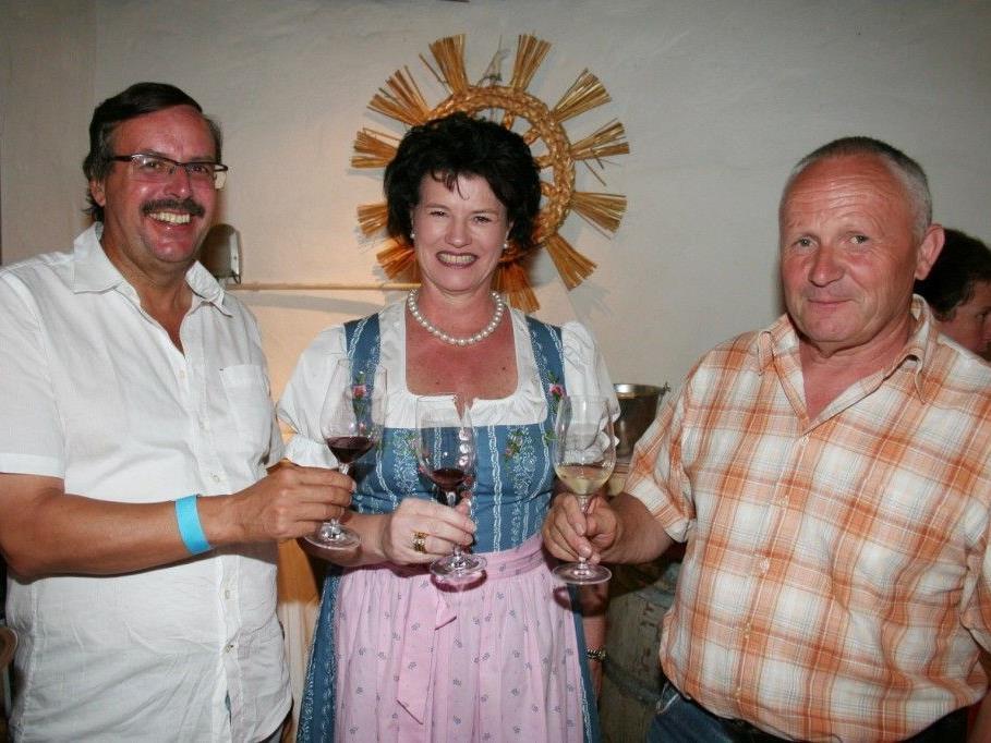 Auf Weingenuss und Geselligkeit beim 3. Bildsteiner Kellerfest hoffen die Veranstalter.