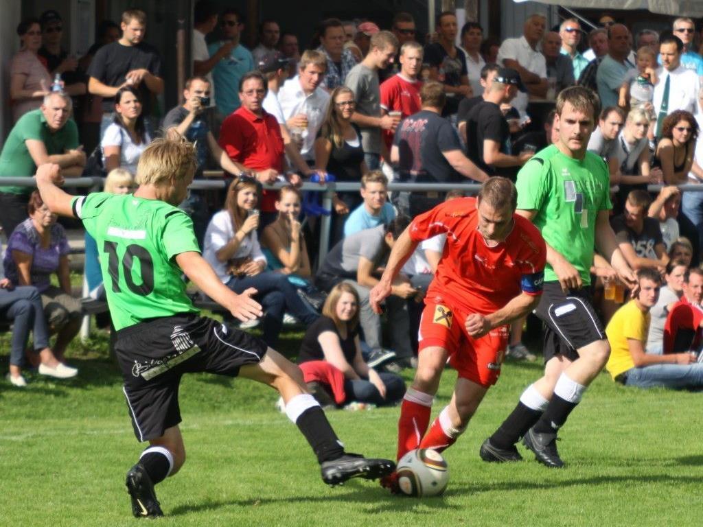 RW Langen erreichte die zweite Hauptrunde des VFV-Toto-Cup.