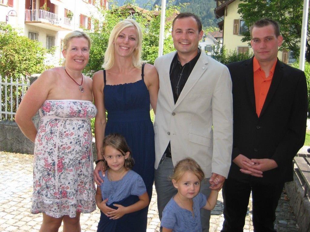 Stefanie Weinhandl und Jürgen Stemer haben geheiratet.