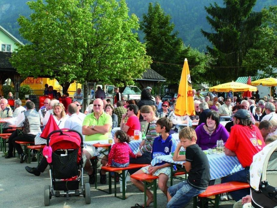 Nenzinger Mostfest – heuer am 2. September.