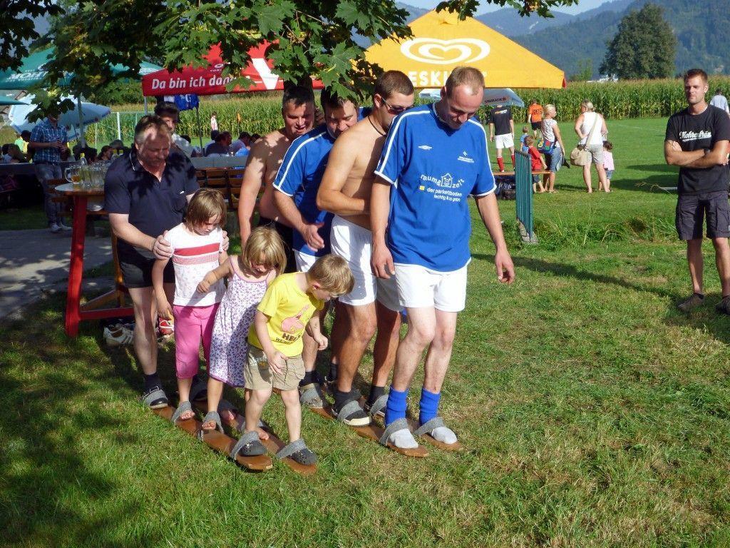 Das Oberschorbach Fest bietet Sport, Spiel und Spaß für Groß und Klein.