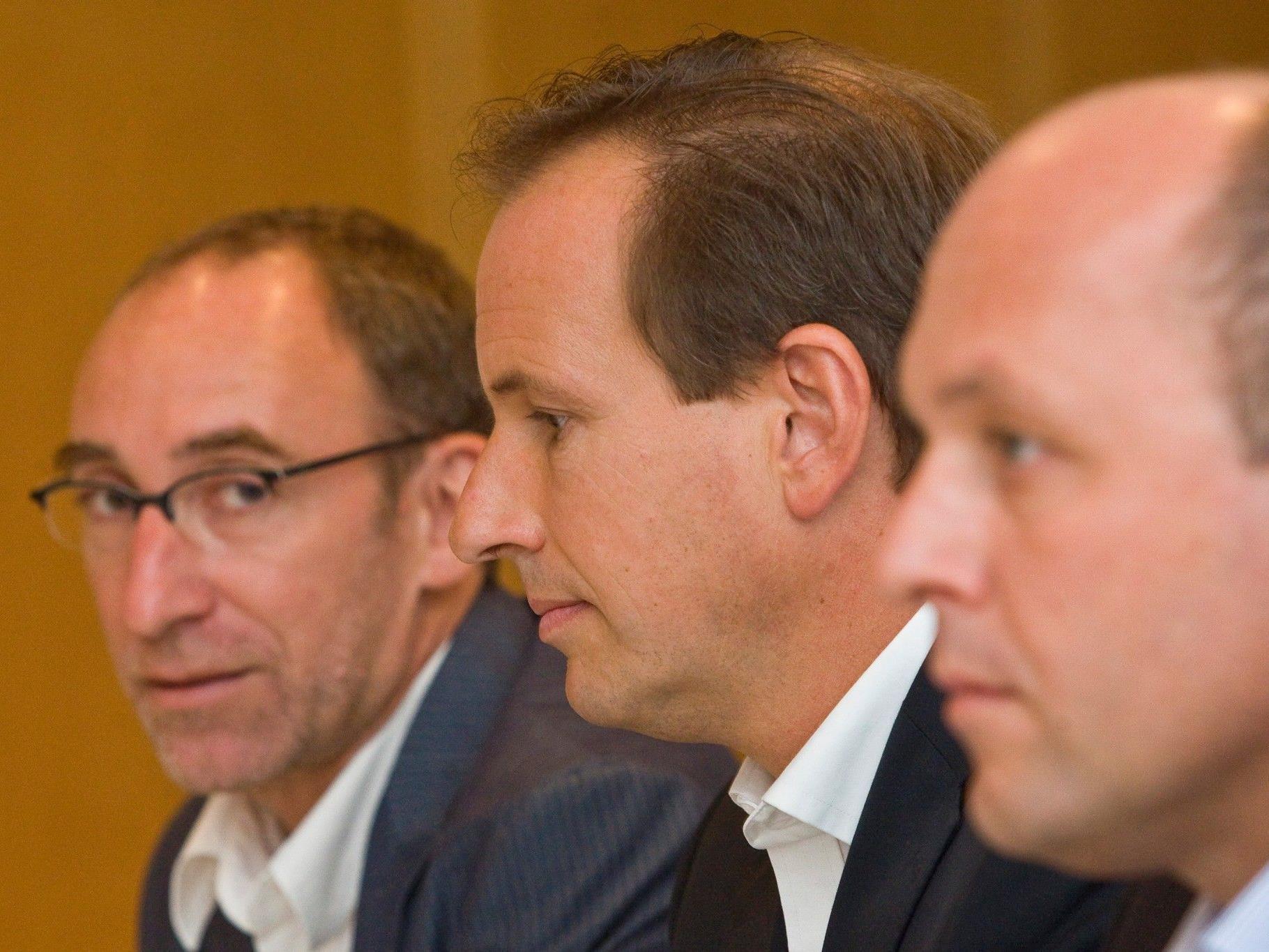 FPÖ, SPÖ und Grüne wenden sich in Brief an Landtagspräsidentin Mennel.