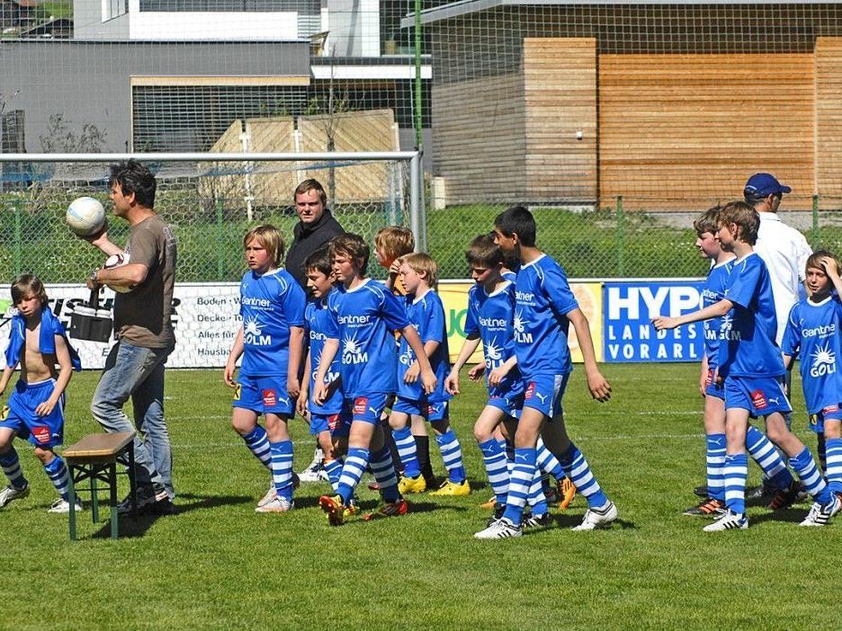 In der Frühjahrsmeisterschaft belegte die SPG Montafon U12 (jetzt SPG Montafon U13) den dritten Tabellenplatz.