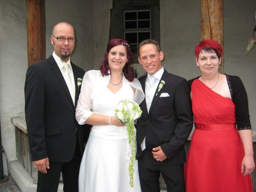 Ines Müller und Alexander Paluch haben geheiratet.