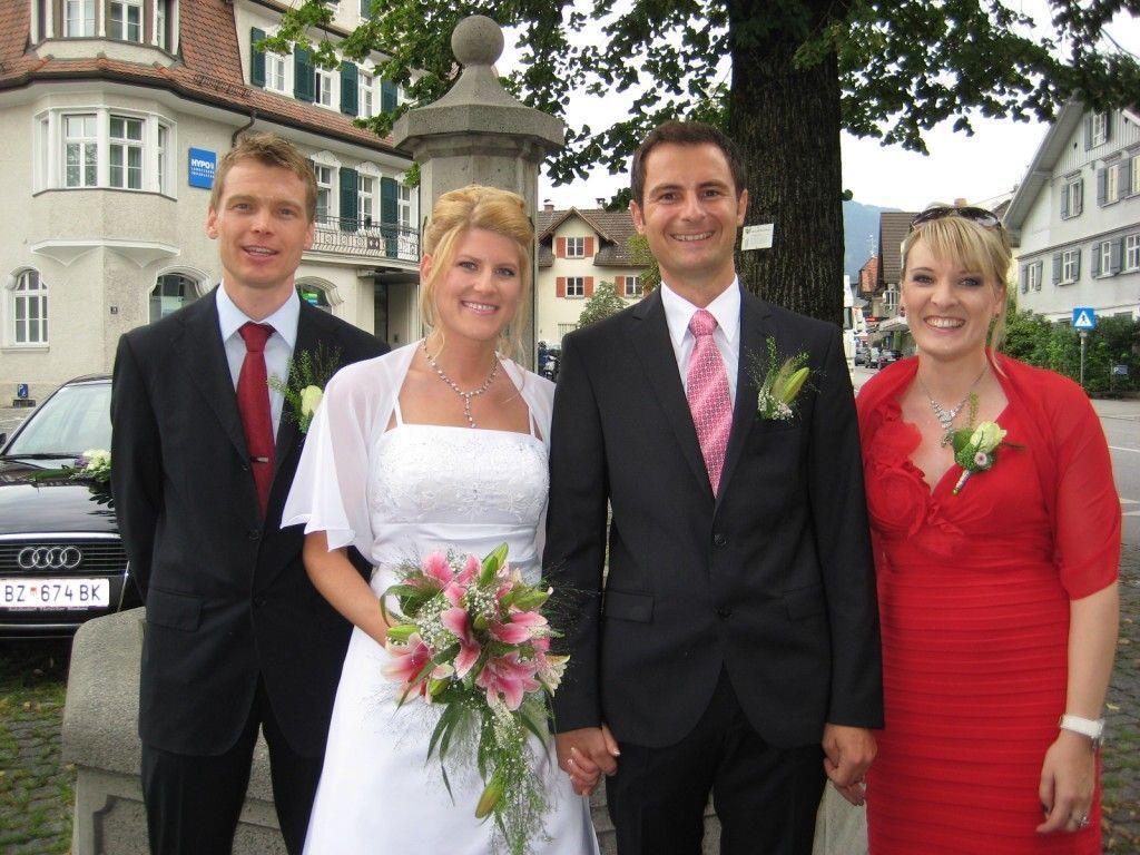 Elke Nendwich und Georg Wachter haben geheiratet.