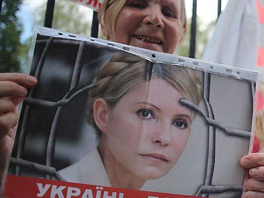 Seit Monaten kämpfen ihre Anhänger um die Freilassung von Julia Timoschenko.