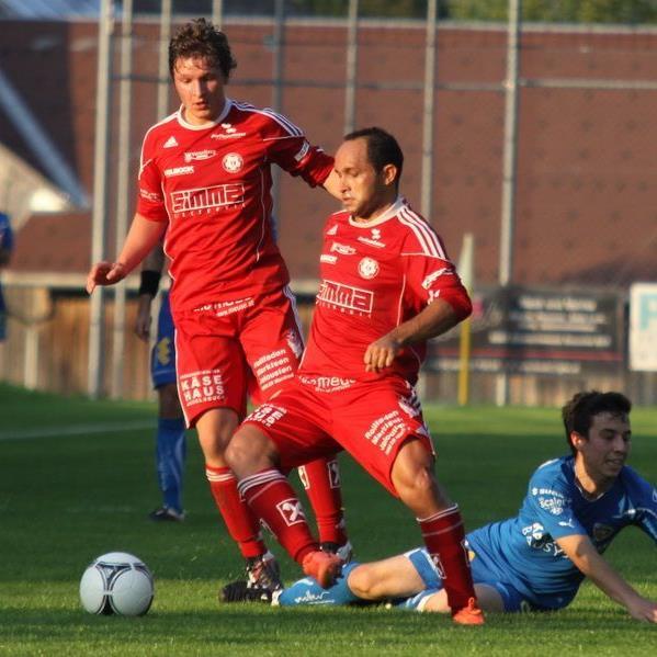Andelsbuch-Stürmer Reinaldo Ribeiro glaubt mit dem Wälderklub an den Verbleib in der Westliga.