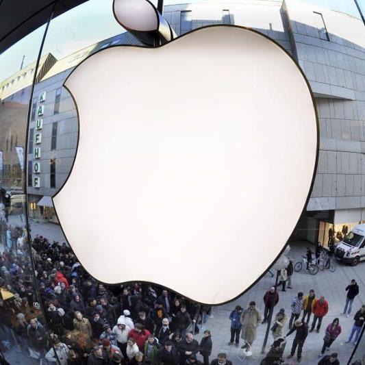 Apple löst Microsoft ab