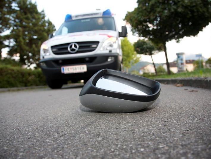 Der Fußgänger war zur Gänze Schuld am Unfall. Er muss den Blechschaden und die Prozesskosten bezahlen.