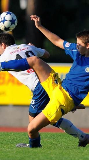 Martin Fussenegger fällt für sechs Monate verletzungsbedingt aus.