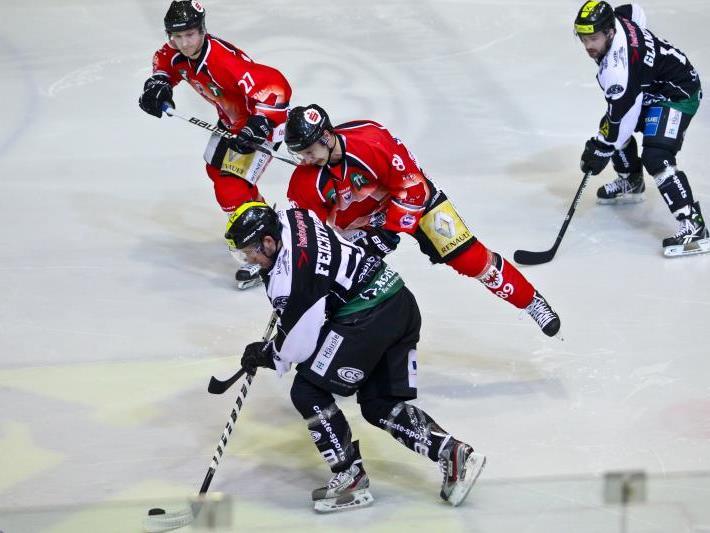 Zwei Neuzugänge mit klingenden Namen beim Eishockeyklub Dornbirn.