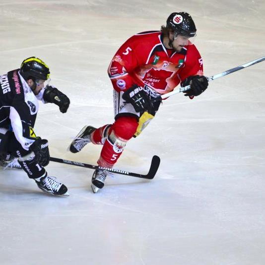 Ein Dutzend Ausländer hat der Eishockeyklub Dornbirn unter Vertrag genommen.
