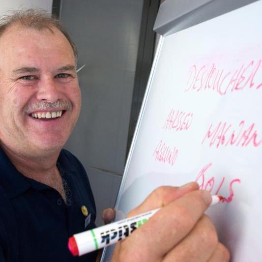 EC Dornbirn-Coach Dave Mc Quenn setzt auf seine Landsleute aus Kanada.