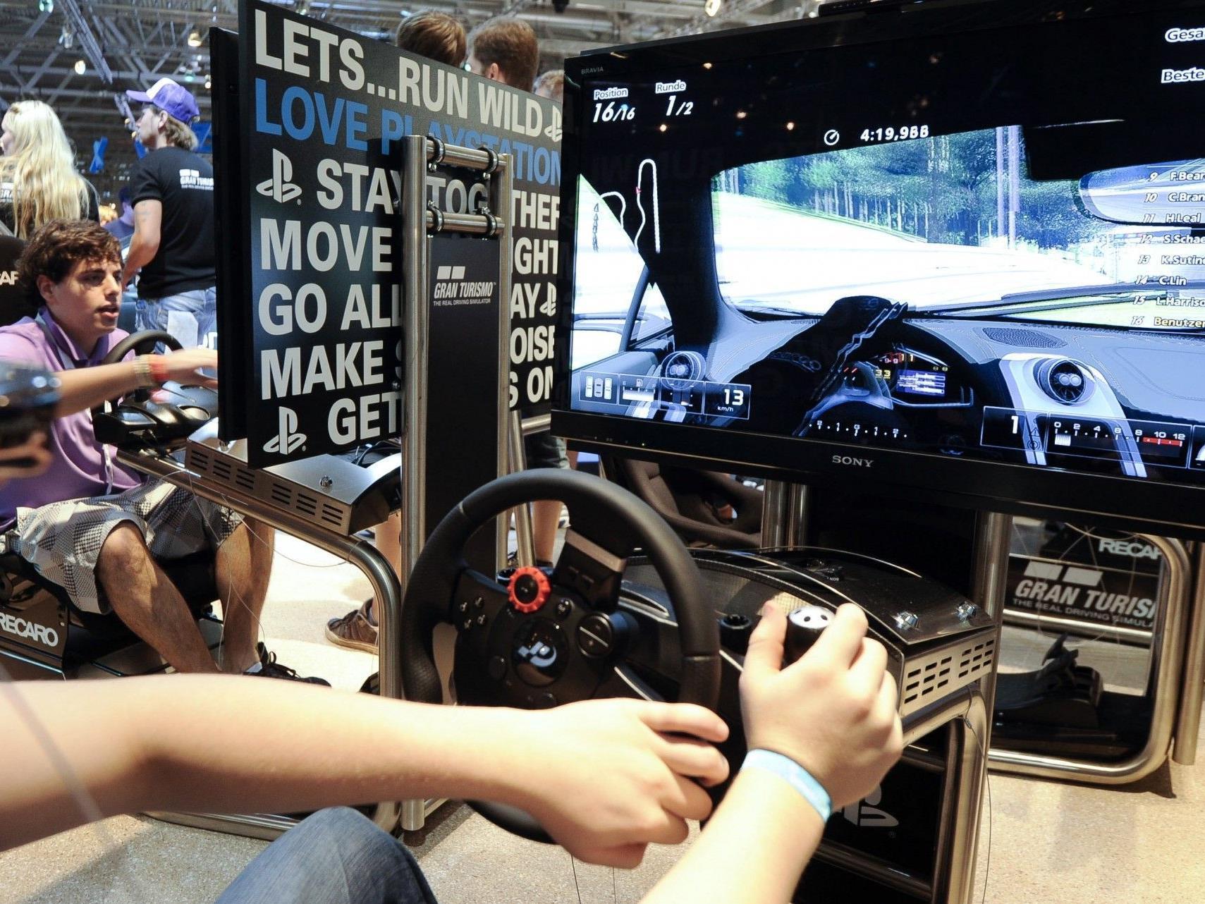 Computerspielemesse Gamescom in Köln vom 15. bis 19. August.