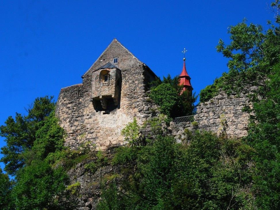 Am Gebhardsberg wird dem Schutzpatron der Diözese Felödkirch gedacht.