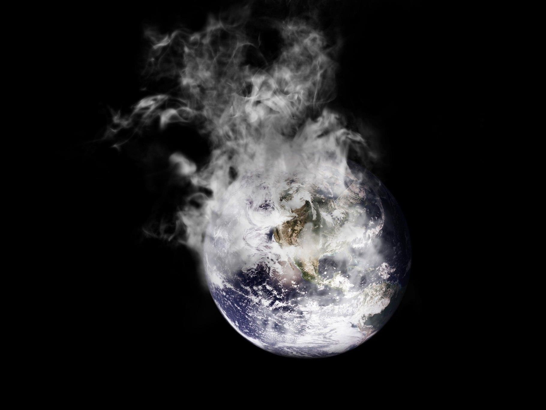 Menschheit lebt ab morgen auf Pump.