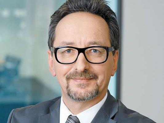 Hypo-Vorstand Dr. Johannes Hefel.