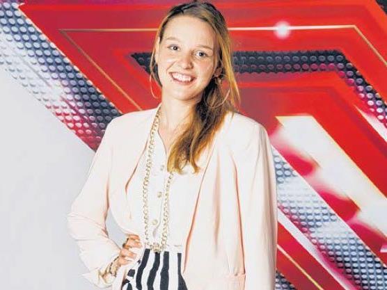 """Lisa Aberer ist die Ländle-Hoffnung für die neue Staffel von """"X Factor""""."""