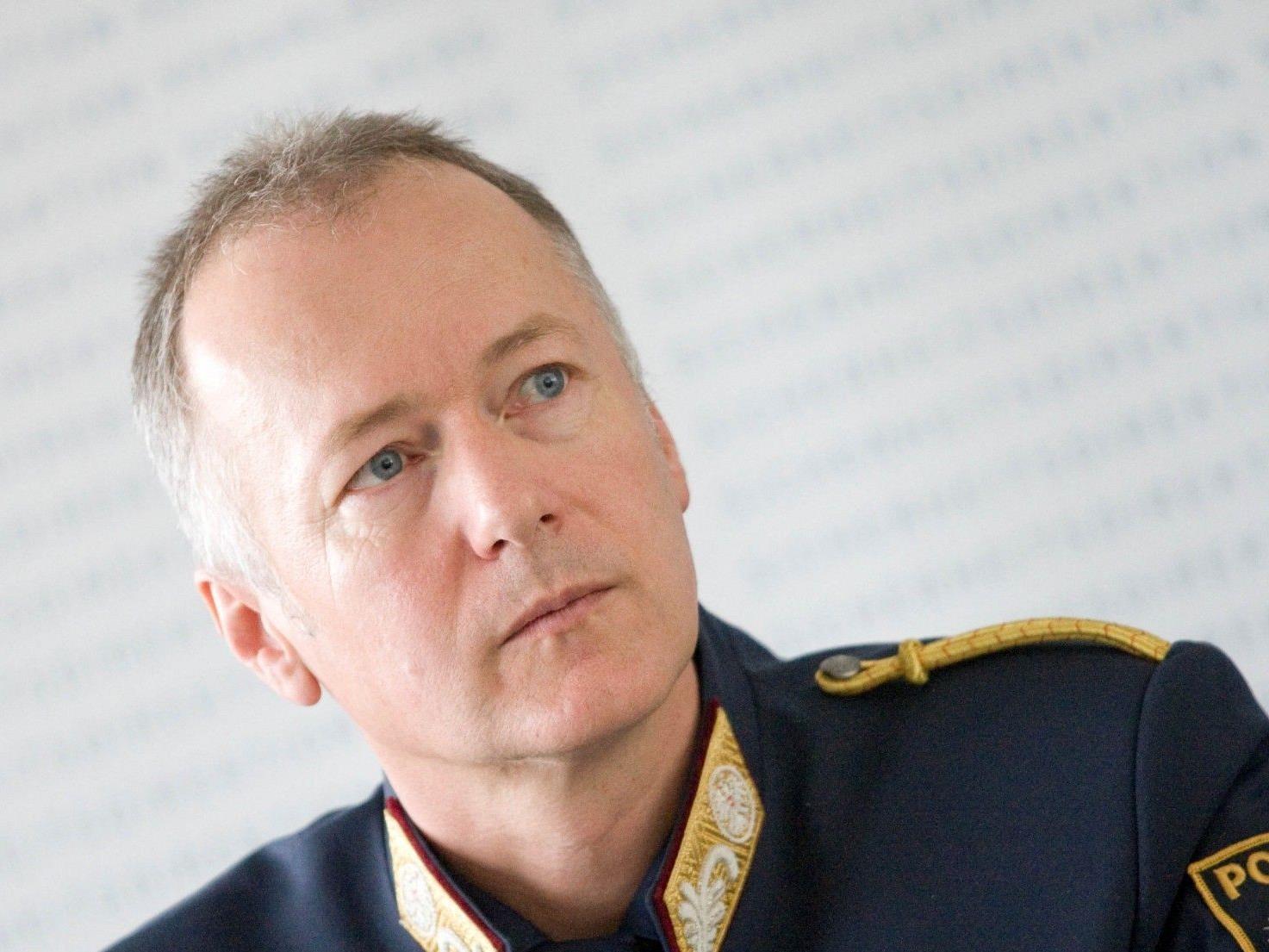 LH Wallner sieht Ludescher als Experten in Fragen der öffentlichen Sicherheit.