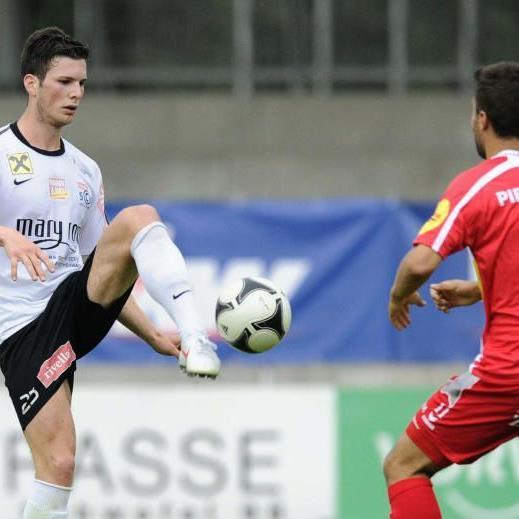 SC Bregenz verlor trotz spielstarker Leistung beim Meister Wattens unglücklich mit 1:2.