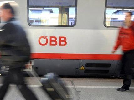 Fünf Stunden Verspätung hatte der Nachtzug von Wien nach Rom am Dienstag.