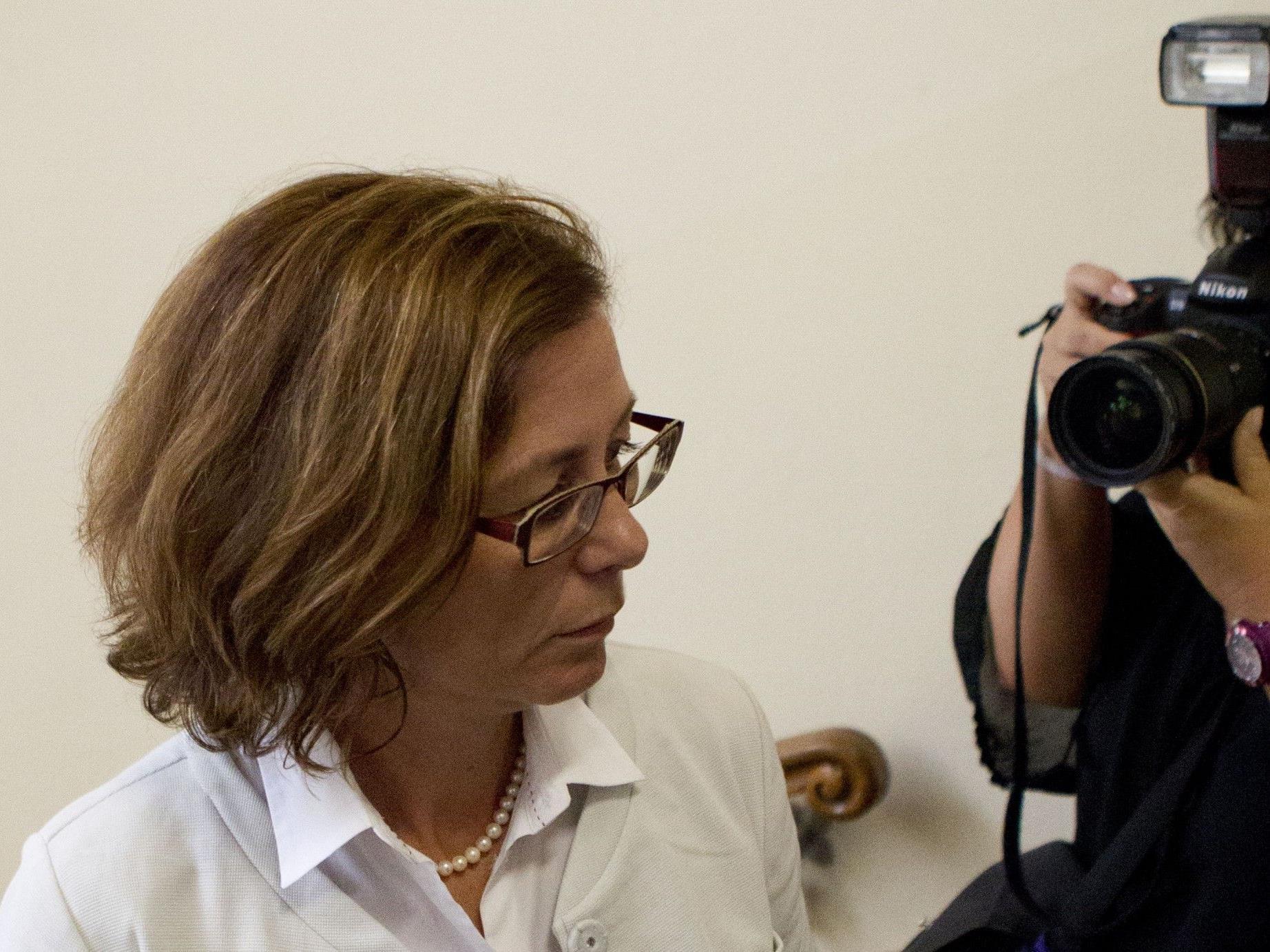 Cornelia Ratz wurde zu zweieinhalb Jahren Haft, davon zehn Monate unbedingt, verurteilt.