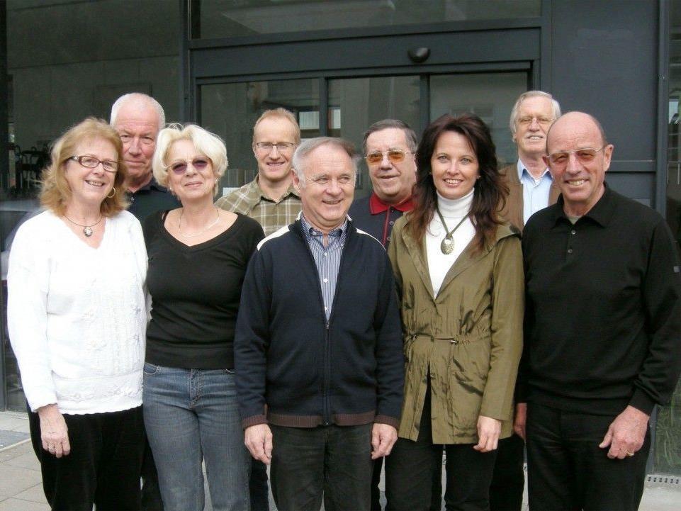 Der Vorstand der Seniorenbörse Bregenz.