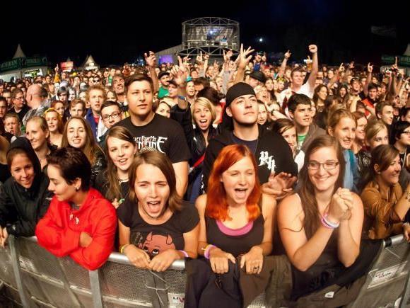 22.000 Besucher stürmten das Szene Open Air