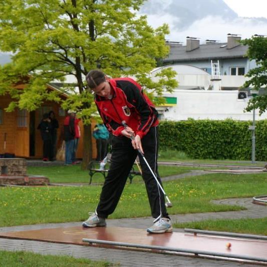 Die Feldkircherin Lara Jehle vom BGSC Klaus gewann WM Gold im Einzel und Bronze im Teambewerb.