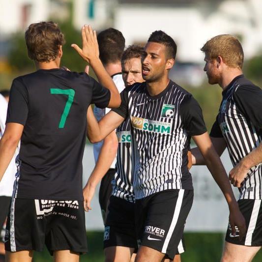 Alberschwende gewinnt sensationell gegen SC Bregenz und steht im VFV Cup Achtelfinale.