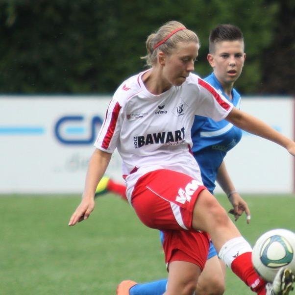 Starke Leistung der Rankweiler Damen im ÖFB-Cup, aber ohne Erfolgserlebnis.