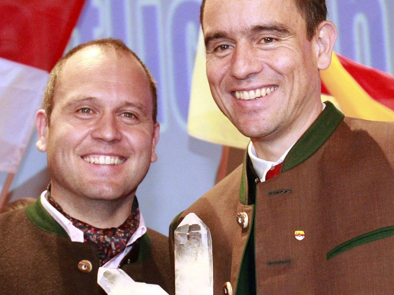 Scheuch-Brüder polarisieren.