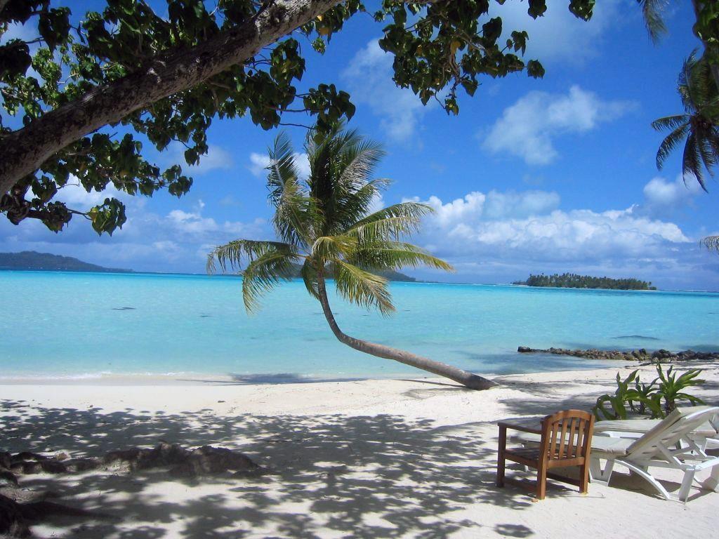 Südsee-Idylle pur: Motu Te Vairoa in Bora Bora.