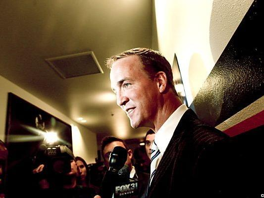 Peyton Manning glänzte bei Debüt mit neuem Club