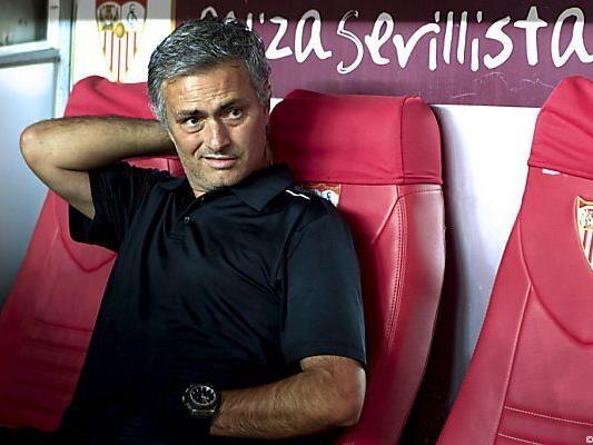 Jose Mourinho hofft auf Sieg gegen ManCity